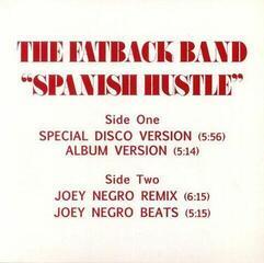 The Fatback Band Spanish Hustle (12'' Vinyl LP)