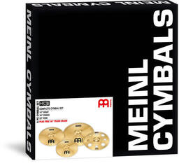 Meinl HCS Cymbal Set + Trash Crash
