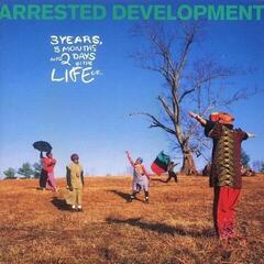 Arrested Development 3 Years, 5 Months and 2 Days In the Life of.. (Vinyl LP)