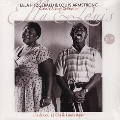 Louis Armstrong Classic Album Collection ( as Ella Fitzgerald & Louis Armstrong) (3 LP)