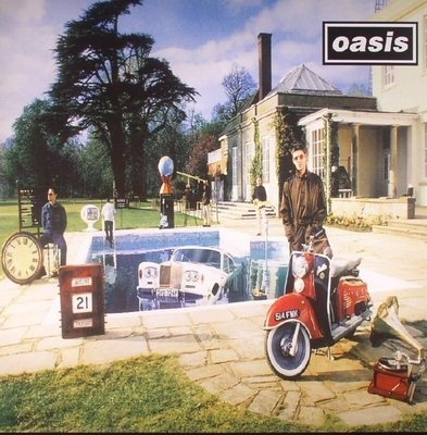 Oasis Be Here Now (Remastered) (2 LP)