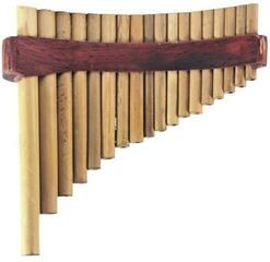 Terre Panpipe 18 Notes