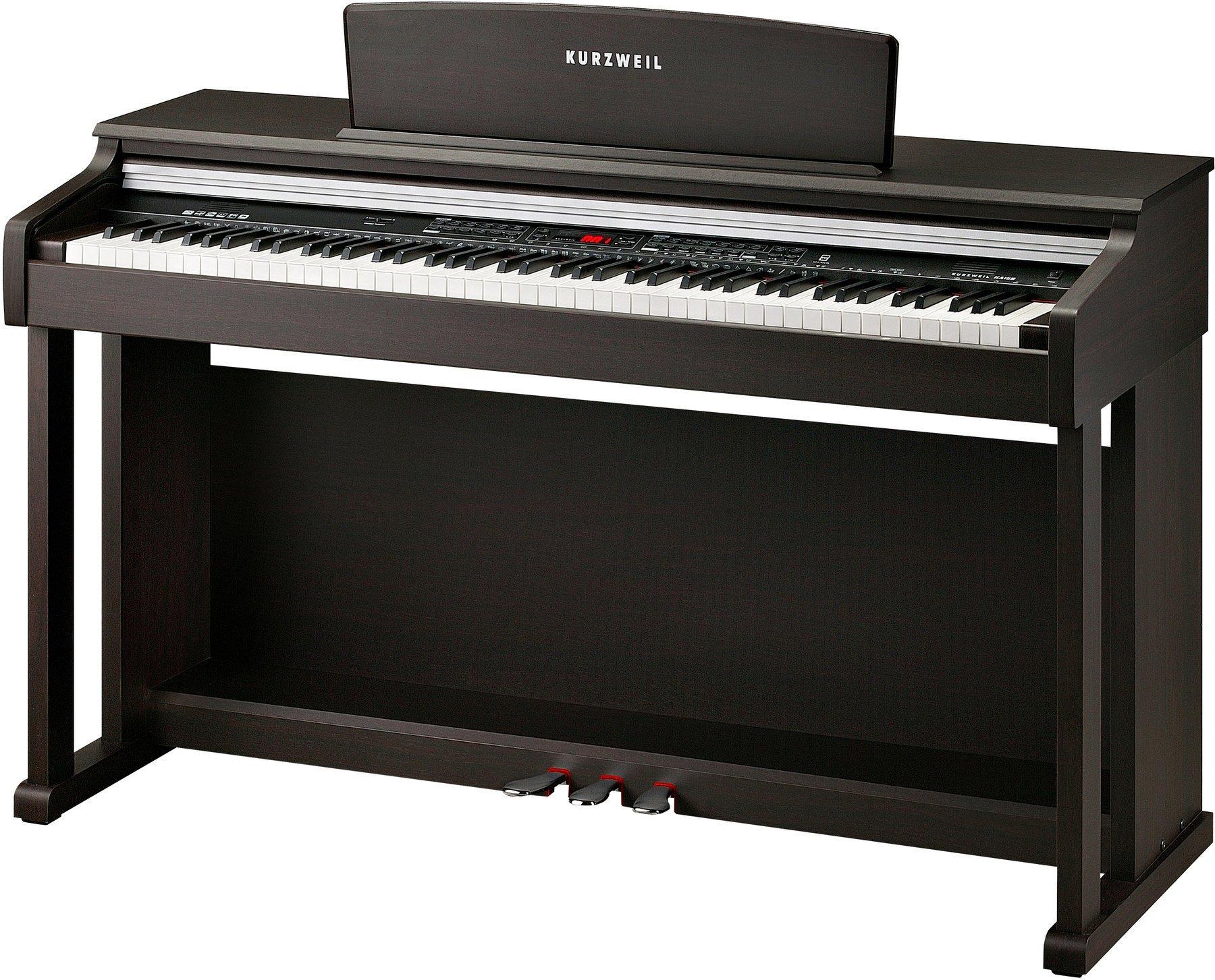 Kurzweil KA150 Simulated Rosewood Digitální piano