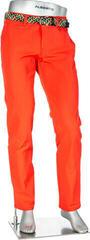 Alberto Rookie 3xDRY Cooler Mens Trousers Orange