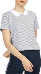 Alberto Gerda Womens Polo Shirt Stripes