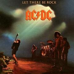 AC/DC Let There Be Rock (Reissue) (Vinyl LP)