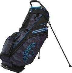 Callaway Fairway 14 Stand Bag Black Camo/Royal 2020