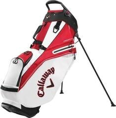 Callaway Fairway 14 Stand Bag White/Red/Black 2020
