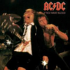 AC/DC If You Want Blood You've Got It (LP) 180 g