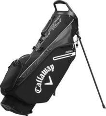 Callaway Hyper Lite Zero Stand Bag Black/Silver 2020