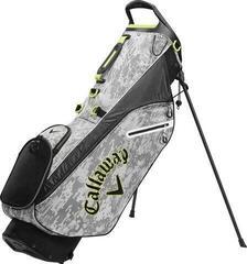 Callaway Hyper Lite Zero Stand Bag Digi Camo/Yellow/White 2020
