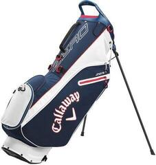 Callaway Hyper Lite Zero Stand Bag Navy/White/Red 2020