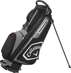 Callaway Chev C Stand Bag Charcoal/Black/White 2020