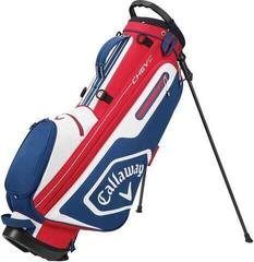 Callaway Chev C Stand Bag Red/Navy/White 2020