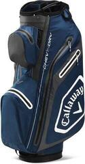 Callaway Chev Dry 14 Cart Bag Navy/Charcoal/White 2020