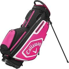 Callaway Chev Stand Bag Black/Pink/White 2020