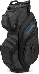 Callaway Org 14 Cart Bag Black/Black Camo/Blue 2020
