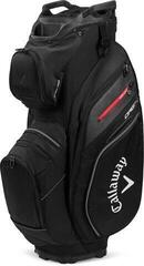 Callaway Org 14 Cart Bag Black/White/Red 2020