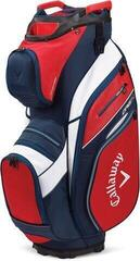 Callaway Org 14 Cart Bag Red/Navy/White 2020
