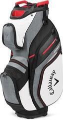 Callaway Org 14 Cart Bag White/Charcoal/Black/Red 2020