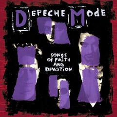 Depeche Mode Songs of Faith and Devotion (Vinyl LP)