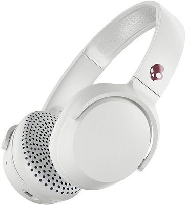 Skullcandy Riff Wireless On-Ear Headphone Vice/Gray/Crimson