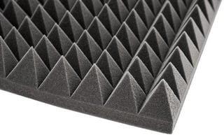 Audiotec Pyramids Fire Retardant 7cm