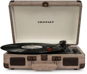 Crosley Cruiser Deluxe Havana Brown