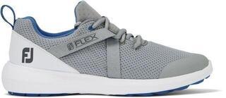 Footjoy Flex Womens Golf Shoes Grey/Blue