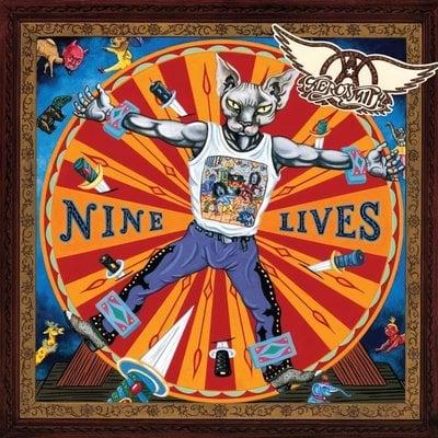 Aerosmith Nine Lives (2 LP)