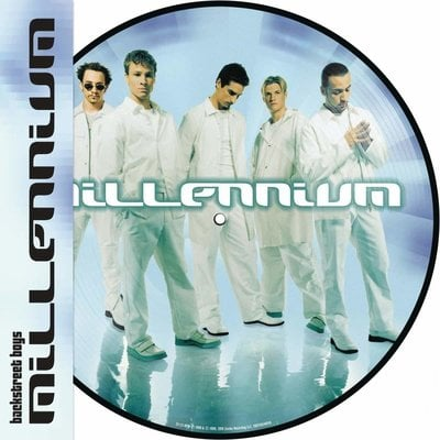 Backstreet Boys Millennium (LP) Limitált kiadás