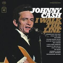 Johnny Cash I Walk the Line (Vinyl LP)