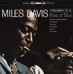 Miles Davis Kind of Blue (Blue Coloured Vinyl)