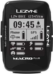 Lezyne Macro Plus GPS Black