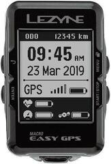 Lezyne Macro Easy GPS Black