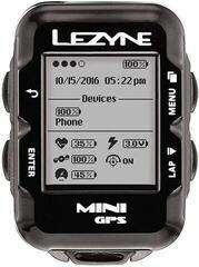 Lezyne Mini GPS Black