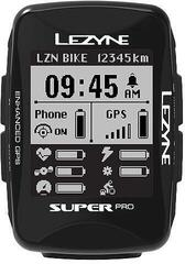 Lezyne Super Pro GPS Black (B-Stock) #932045 (Unboxed) #932045
