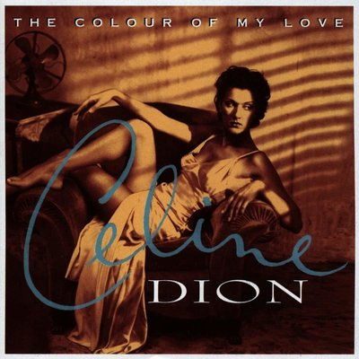 Celine Dion Colour of My Love (25th Anniversary Edition)