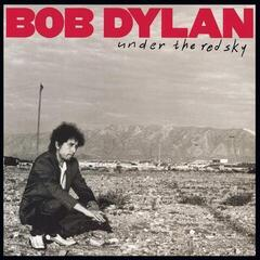 Bob Dylan Under the Red Sky (Vinyl LP)