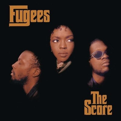 The Fugees Score (Orange Gold Coloured Vinyl)