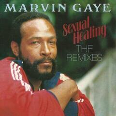 Marvin Gaye Sexual Healing: The Remixes (35th Anniversary Edition) (Red Smoke Coloured Vinyl)