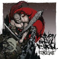 Heaven Shall Burn Iconoclast (Part One: the Final Resistance) (Gatefold Sleeve) (2 Red & Black Coloured Vinyl+CD)