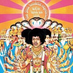 Jimi Hendrix Axis: Bold As Love