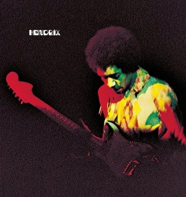 Jimi Hendrix Band of Gypsys