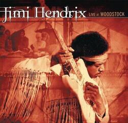 Jimi Hendrix Live At Woodstock (3 LP)