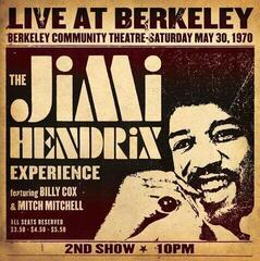 The Jimi Hendrix Experience Live At Berkeley (2 LP)