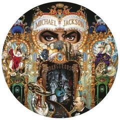 Michael Jackson Dangerous (2 Picture Disc LP)