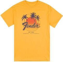 Fender Palm Sunshine Hudební tričko