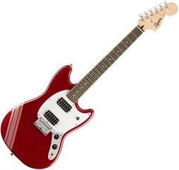 Fender Squier FSR Bullet Competition Mustang HH IL Candy Apple Red