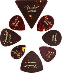 Fender All Shapes Celluloid Medley Medium Tortoise Shell